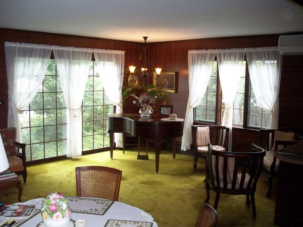 Chestnut Suite - Rhinebeck Bed and Breakfast